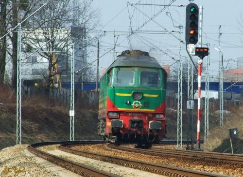 BR232, BR232-011, PTKiGK, luzak, lokomotywa, spalinowa, D29-8