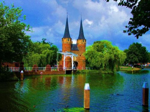 Delft w Holandii!
