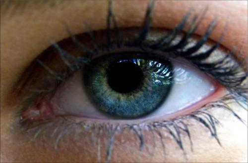 Boskie oko..mej modelki :)