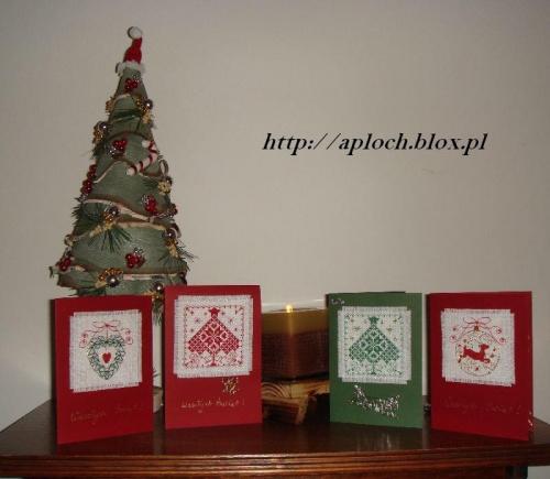 Kartki Boże Narodzenie 2008