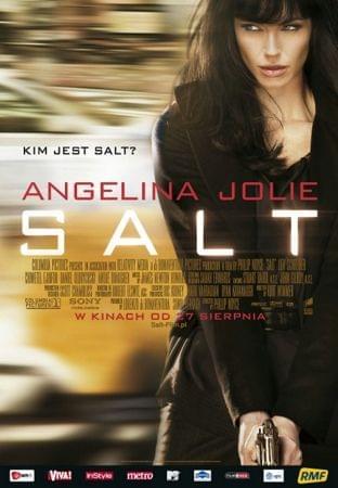 Salt (2010) [DVDRip, Lektor PL]