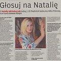 #NataliaMichalszczak #MissPolonia #Miss #MissWikliny #MissParowozów #Płomień #PłomieńPrzyprostynia #Przyprostynia #Zbąszyń #RegionKozła #TVP2 #ZbąszyńskieCentrumKultury #SMS #głosowanie #GalaFinałowa #MissPolonia2010 #wywiad #RomanRzepa