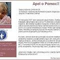 ... #Agi #AgnieszkaJarczyńska #Apel #PomocCharytatywna #ChoreDzieci #darowizna #FundacjaDzieciomZdążyćZPomocą #dziecko #Fiedziuszko #fundacja #leczenie #organizacja #PomocDzieciom #PomocnaDłoń #pomóż #rehabilitacja #sponsor #sponsoring #SOS
