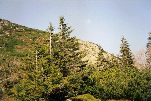 #góry #Karkonosze #krajobraz #park #szczyty #widoki