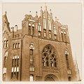 Gdańsk, budynek PAN-u #sepia #Gdańsk #zabytki #inaczej