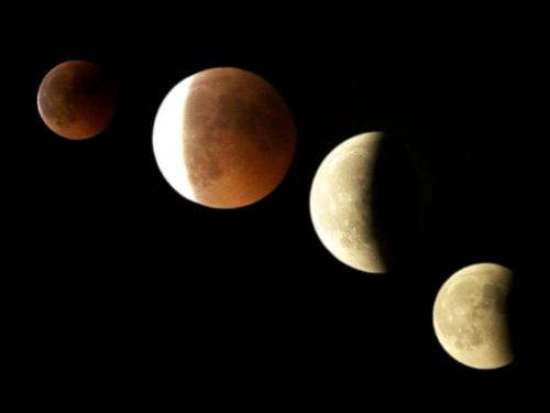 zacmienie ksiezyca 15.06.11 #astrofotografia