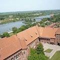 #Malbork #zamek #rzeka #Nogat #EN57 #most