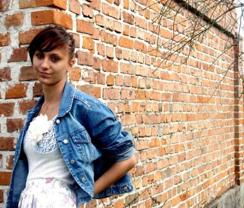LATO 2011 Modelka: Monika