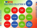 Various - I Love ZYX Italo Disco Collection 11